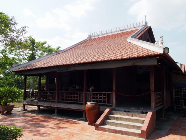 この地域の伝統住宅