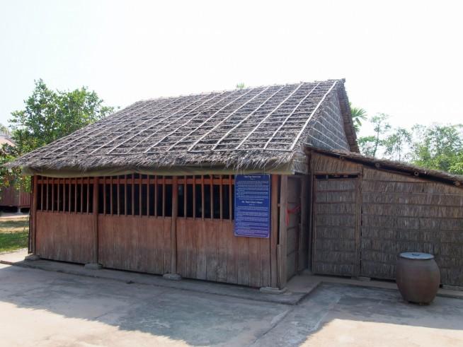 ナムヤオ(Nam Giao)さんの家
