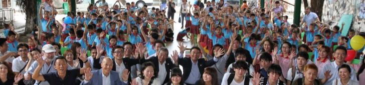 JBAH(ホーチミン市日本商工会)によるベトナムの恵まれない人たちへの支援活動の紹介