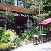 ザ・コーヒービーン・アンド・ティーリーフ グエンフエ店(The Coffee Bean & Tea Leaf - Nguyễn Huệ )