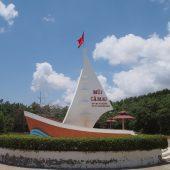 ベトナムの最南端カマウ省ダットムイにあるカマウ岬はバイクやスピードボートで訪問できる!