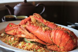 Sheraton Saigon_Li Bai_Boston lobster