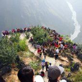 ベトナム最北のカルスト台地にあるとっても美しいマーピーレン峠を走ろう