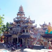 霊福寺[リン・フオック寺](Chùa Linh Phước)