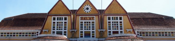 ダラット駅(Da Lat Train Station)