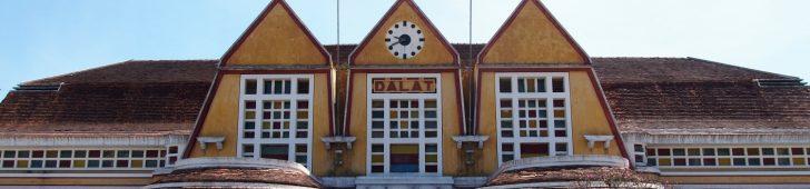 ダラット駅(Da Lat Train Station)