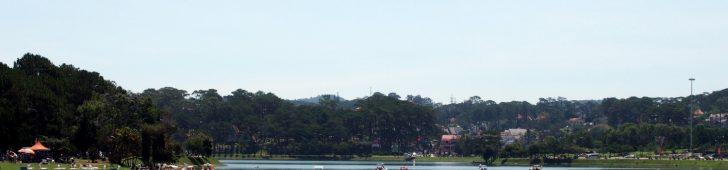 スアンフーン湖(Hồ Xuân Hương)