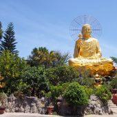 ヴァンハン寺(Thiền Viện Vạn Hạnh )