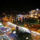 ダラット・ナイト・マーケット(Chợ Đêm Đà Lạt)