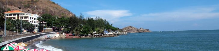 パイナップルビーチ(Bãi Dứa)
