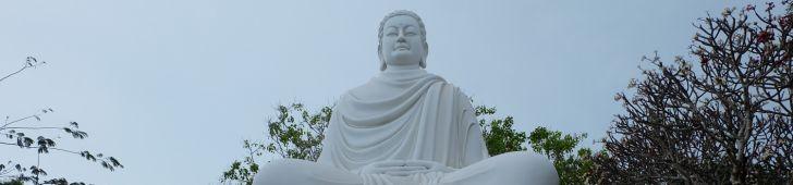 ブンタウにある大きな大仏「釈迦仏台」を見に行こう!