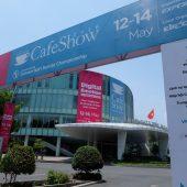 ベトナム・ホーチミン市で初開催となった国際カフェショー2016に行ってきました!