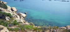 ニャチャンの近くにあるくじら島で外界から隔絶された休日を過ごす