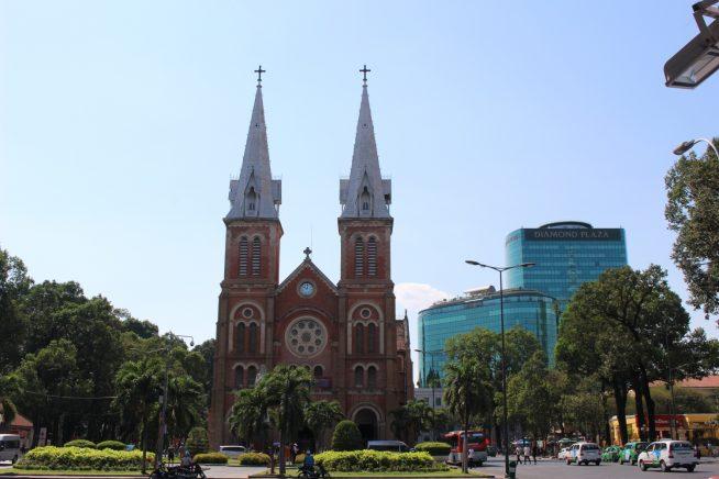 サイゴン大聖堂(聖母マリア大聖堂)