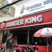 バーガーキング ファングーラオ店(Burger King Phạm Ngũ Lão)