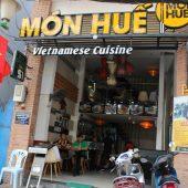モンフエ デタム店(Món Huế Đề Thám)
