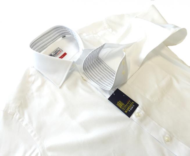 高品質な早稲田屋のシャツ