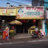 バン・ケップ・ゴック・コット・ディエン(Bánh Kẹp Gốc Cột Điện)