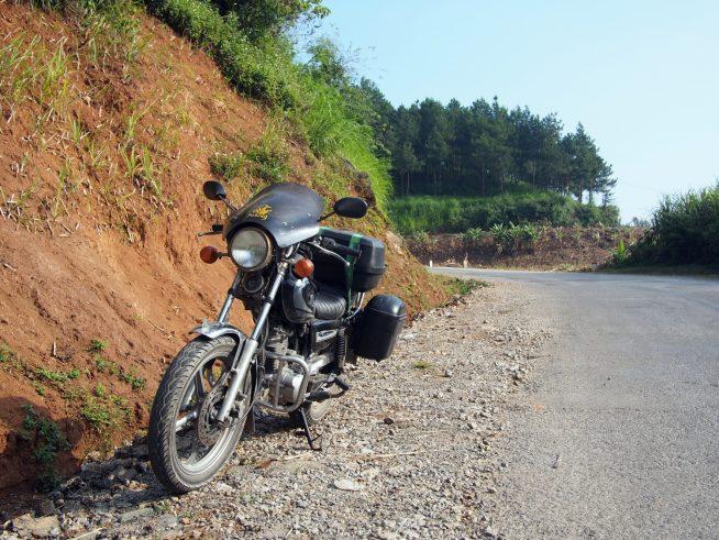 ベトナム北部山岳地帯ツーリング第2日目~ベトナムの西端ソンラ省とディエンビエン省を走る~