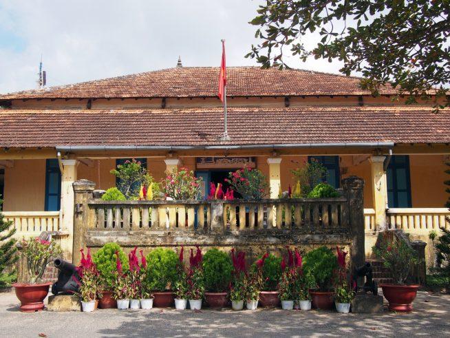 フランス統治者の家
