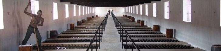 コンダオ島にある8つの収容所跡を訪ねて流刑地としての歴史に触れる