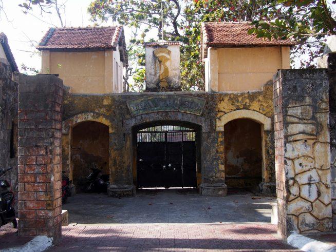 Phu Son収容所