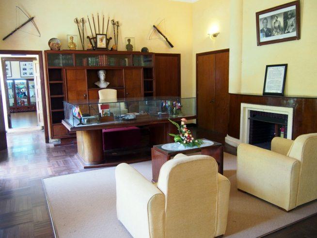 バオダイ帝の執務室