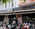 フレスコカフェ  チャンフー(Fresco Cafe Trần Phú)