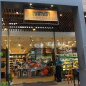 ナムアンマーケット タオディエン店(NAM AN Market Thảo Điền)
