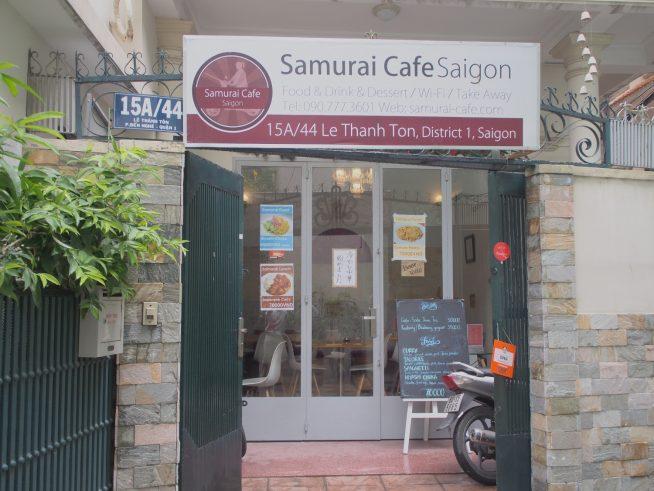 Samurai Cafe Saigon