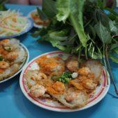 バインコット・ゴックヴースア(Bánh Khọt Gốc Vú Sữa)