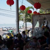 ガゼボビーチ・フロントラウンジ&カフェ(Gazebo Beach Front Lounge & Cafe)