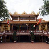 ファップラム寺(Chùa Pháp Lâm)