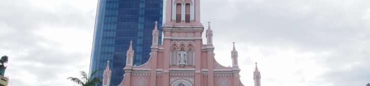 ダナン大聖堂(Nhà thờ chính tòa Đà Nẵng)