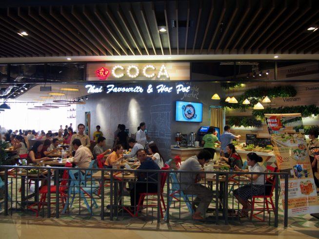 タイで人気のお店
