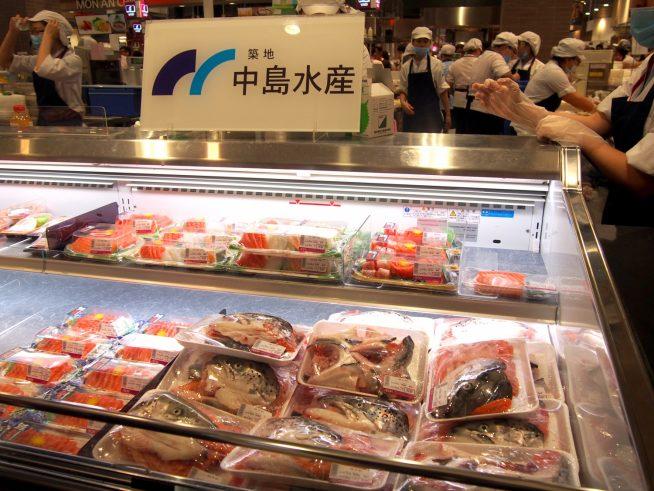 寿司1貫売りブームの火付け役中島水産