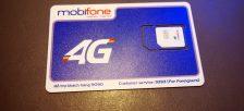 ベトナムでも4Gインターネット!4G対応SIMをmobifoneショップで手に入れよう