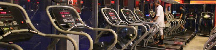 カリフォル二アフィットネス&ヨガ(California Fitness & Yoga)