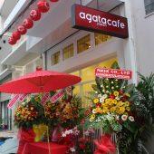 7月11日オープンのagata cafeのオープニングイベントに行ってきました!