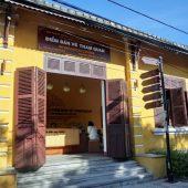 ホイアンチケット発券センター(Văn Phòng Bán Vé Tham Quan Hội An - Nguyễn Huệ)