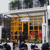 ザ・バルコニー・ベーカリー&コーヒー(The Balcony Bakery & Coffee)