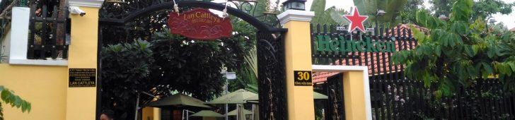 ラン・カトレヤ・レストラン(Lan Cattleya Restaurant)