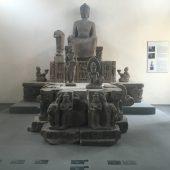 チャム彫刻美術館(Bảo Tàng Nghệ Thuật Điêu Khắc Chăm)