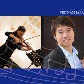 8月20、21日 越日音楽家によるベトナム・日本友好コンサート開催のお知らせ