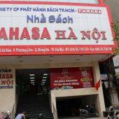 ファハサ ハノイ店(Ha Noi Fahasha Bookstore)