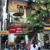 ザ・ハノイ・ハウス・カフェ(The Ha Noi House Cafe)