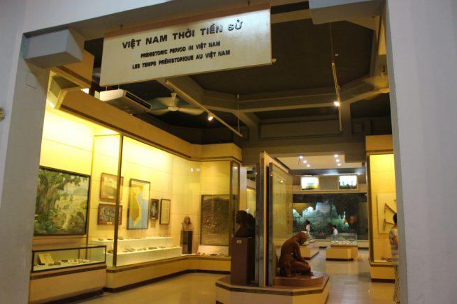 1階右側の展示室
