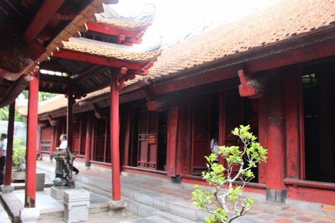 大聖殿入り口