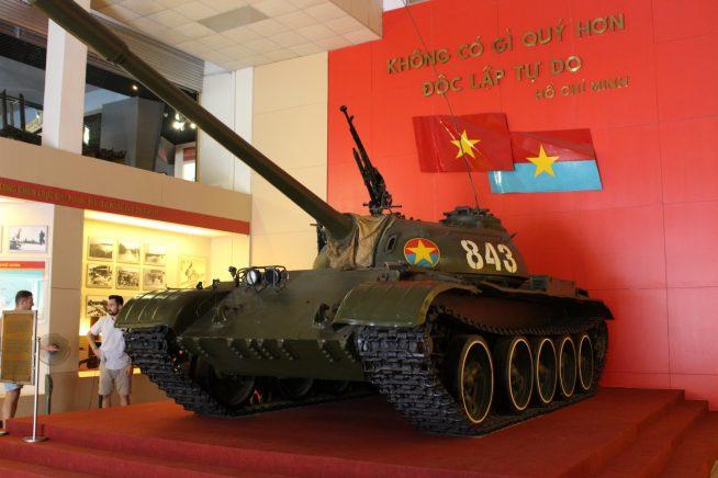 T54B型843号戦車