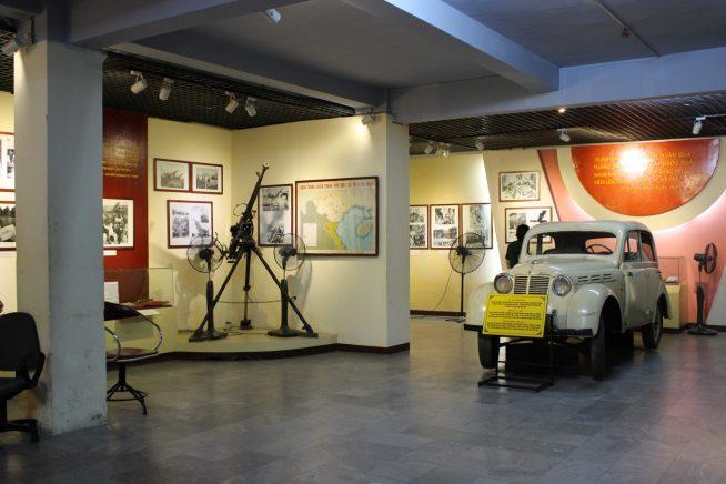 1階展示室内
